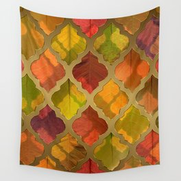 Glow of Autumn Wall Tapestry