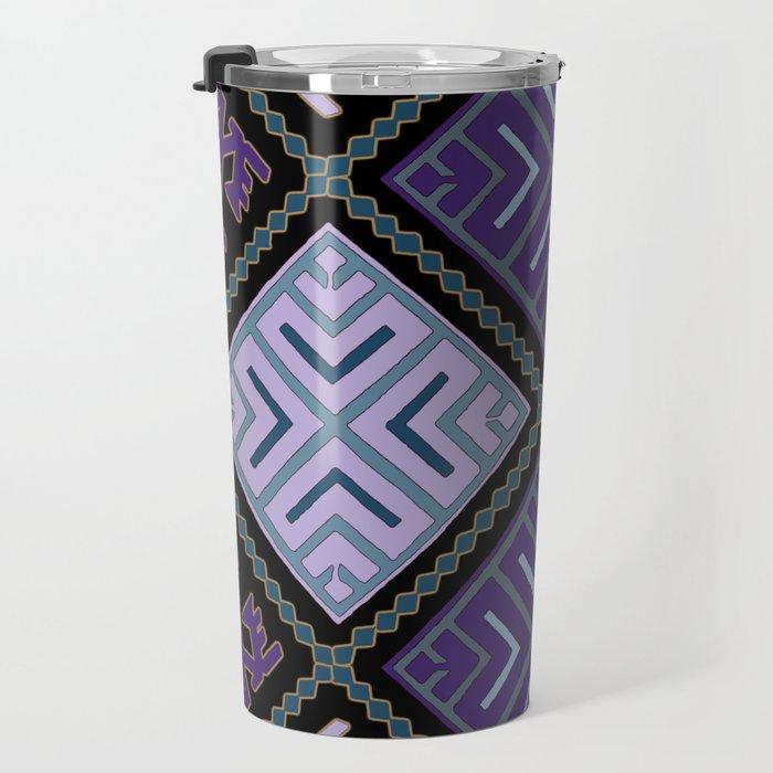 Pattern 025 Travel Mug