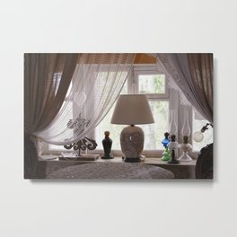 Cosy Home Metal Print