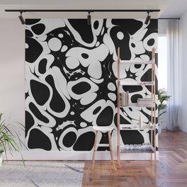 NOISE I - (Noise Pattern Series) Wall Mural
