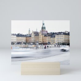 Stockholm, Sweden Mini Art Print