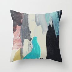 Palette No. One Throw Pillow