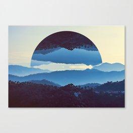 Himalayan Reflection 2 Canvas Print