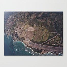 Island Views Canvas Print