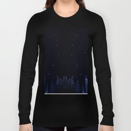 city and the stars Long Sleeve T-shirt