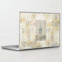 tennessee Laptop & iPad Skins featuring Tennessee country store sign by Sandy Moulder