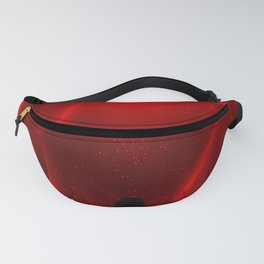 Color Meditation - Red Fanny Pack