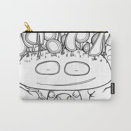 Sleepy Forest Giant Carry-All Pouch