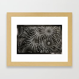 Kosmos Framed Art Print
