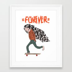 Forever Framed Art Print