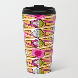 African carrots and beets Travel Mug