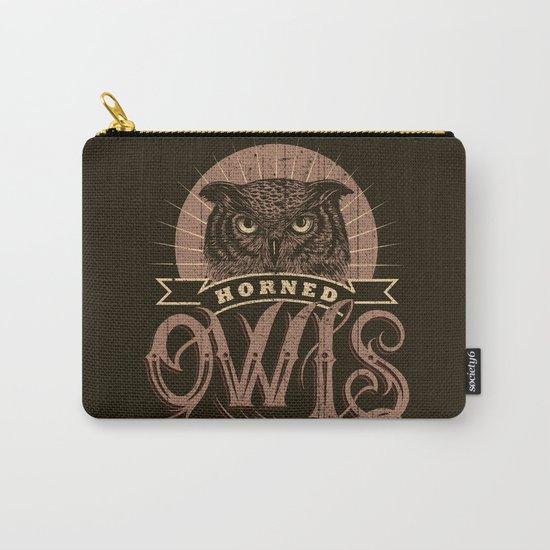 Team Owl Carry-All Pouch