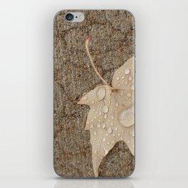 Camo Leaf Tries to Blend In iPhone Skin