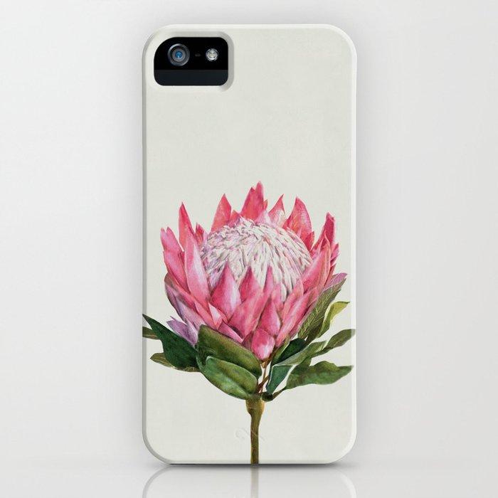Protea iPhone Case