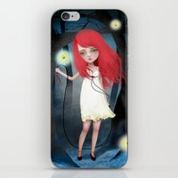 firefly iPhone & iPod Skins featuring Firefly by solocosmo