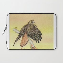 Red-tailed hawk Laptop Sleeve