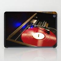vinyl iPad Cases featuring Vinyl by carcar2110