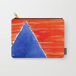 orange desert Carry-All Pouch