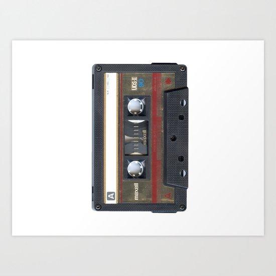 Maxwell Cassette Tape by phillipvan