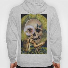 Yellow Skull Hoody