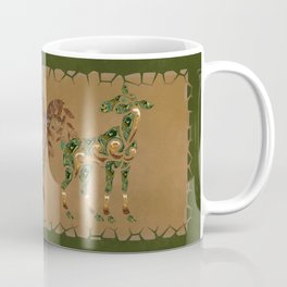 Deer One Coffee Mug