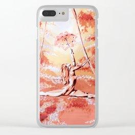 Looks Like Rain Clear iPhone Case