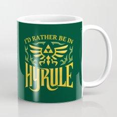 I'd Rather be Adventuring Mug