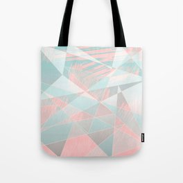Fragmentation Tote Bag