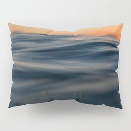 Go with the flow! Pillow Sham