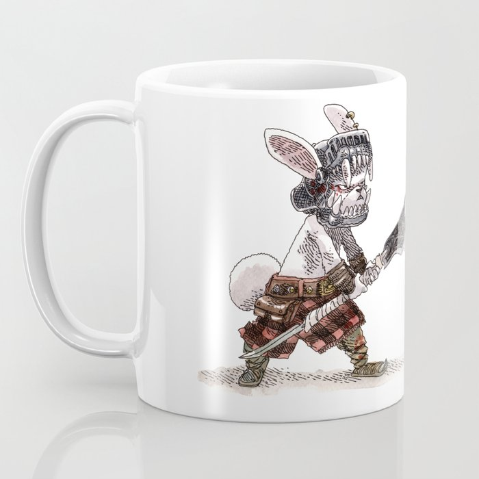 Lapin Barbare Coffee Mug