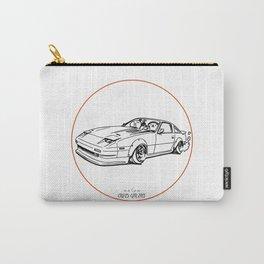 Crazy Car Art 0052 Carry-All Pouch
