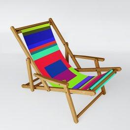 geometric 1 Sling Chair