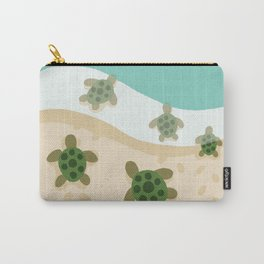 Baby Turtles Carry-All Pouch