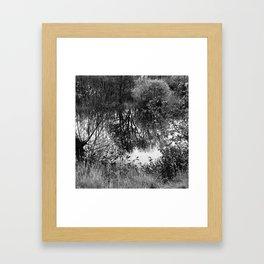 upsidedown Framed Art Print