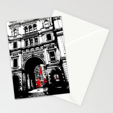 Open the gates Stationery Cards