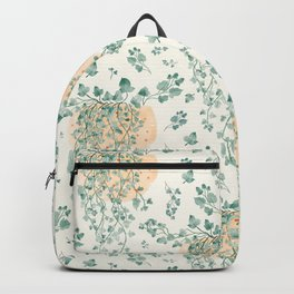 Hanging English Ivy Plant Backpack