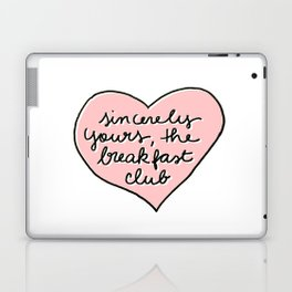 sincerely yours Laptop & iPad Skin