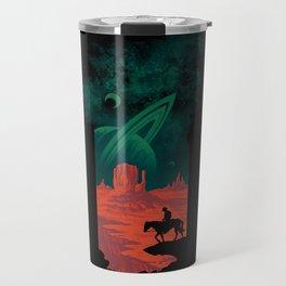 Final Frontiersman Travel Mug