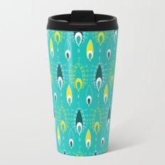 paisley pattern 4 Travel Mug