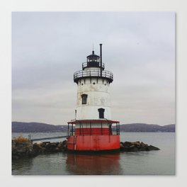 Sleepy Hollow Lighthouse Canvas Print