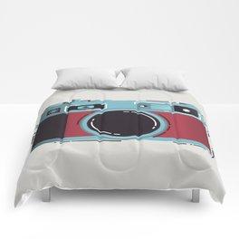 Little Yashica Camera Comforters