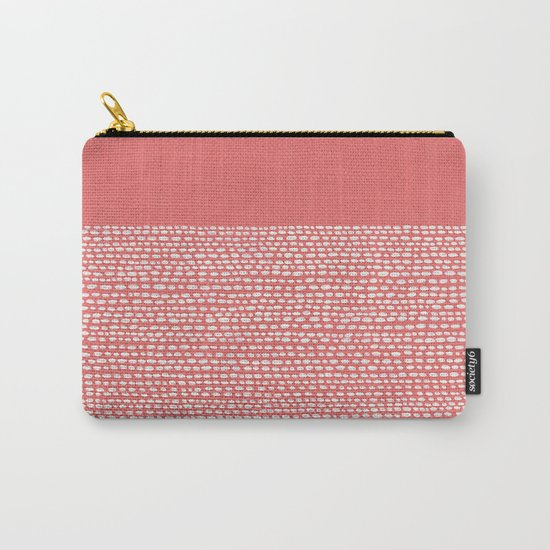 Riverside - Cayenne Carry-All Pouch