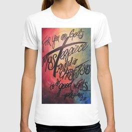 God's Masterpiece Cross T-shirt
