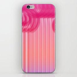 Cotton sugar candy iPhone Skin
