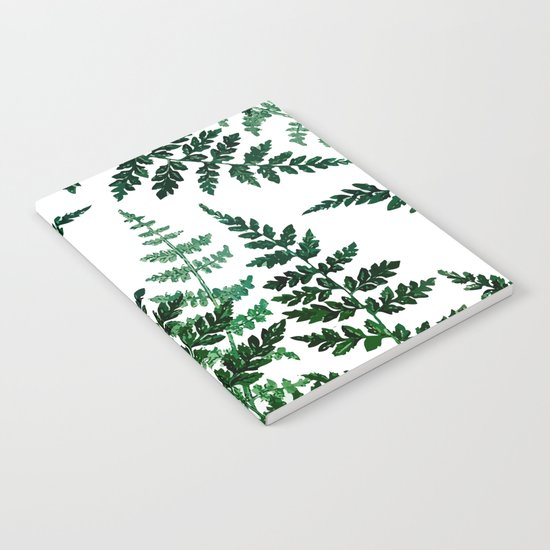 Botanical Bliss #society6 #decor #buyart Notebook