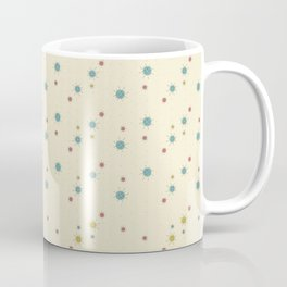 Franciscan Atomic Starbursts Coffee Mug