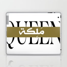 MALIKA QUEEN Laptop & iPad Skin