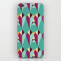 gem iPhone & iPod Skins featuring GEM by gdChiarts