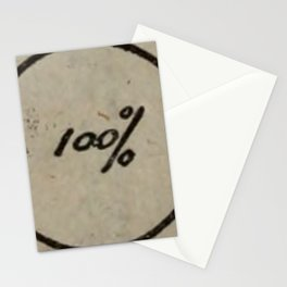 100% Stationery Cards