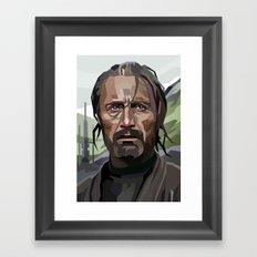SW#76 Framed Art Print